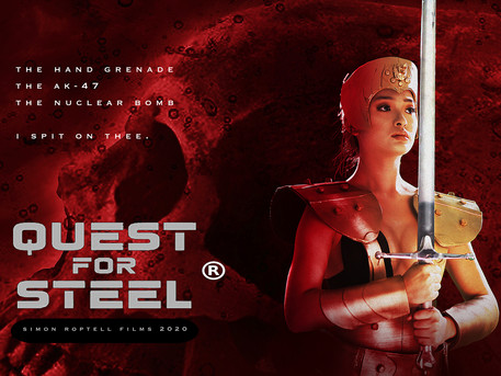 BIG QUEST FOR STEEL SECRET REVEALED: Who is playing Tegra Fez?