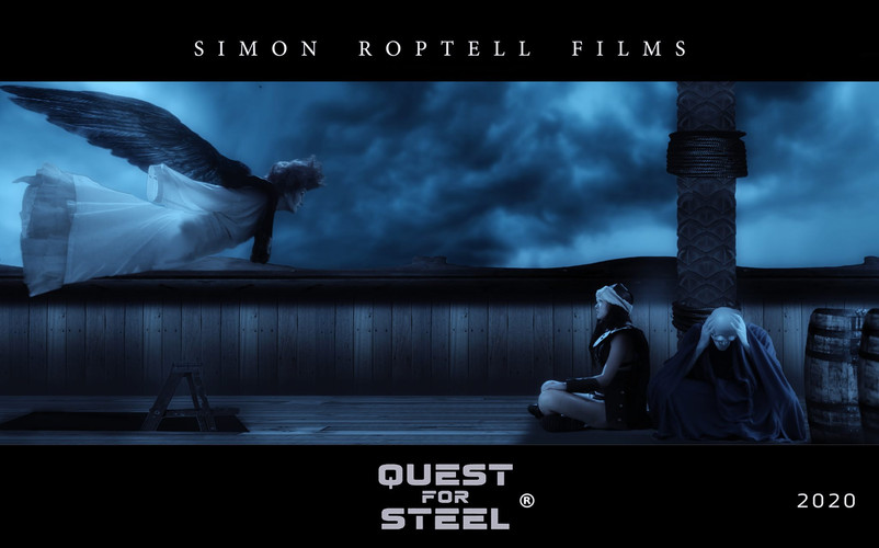 Quest for Steel. (C) Simon Roptell