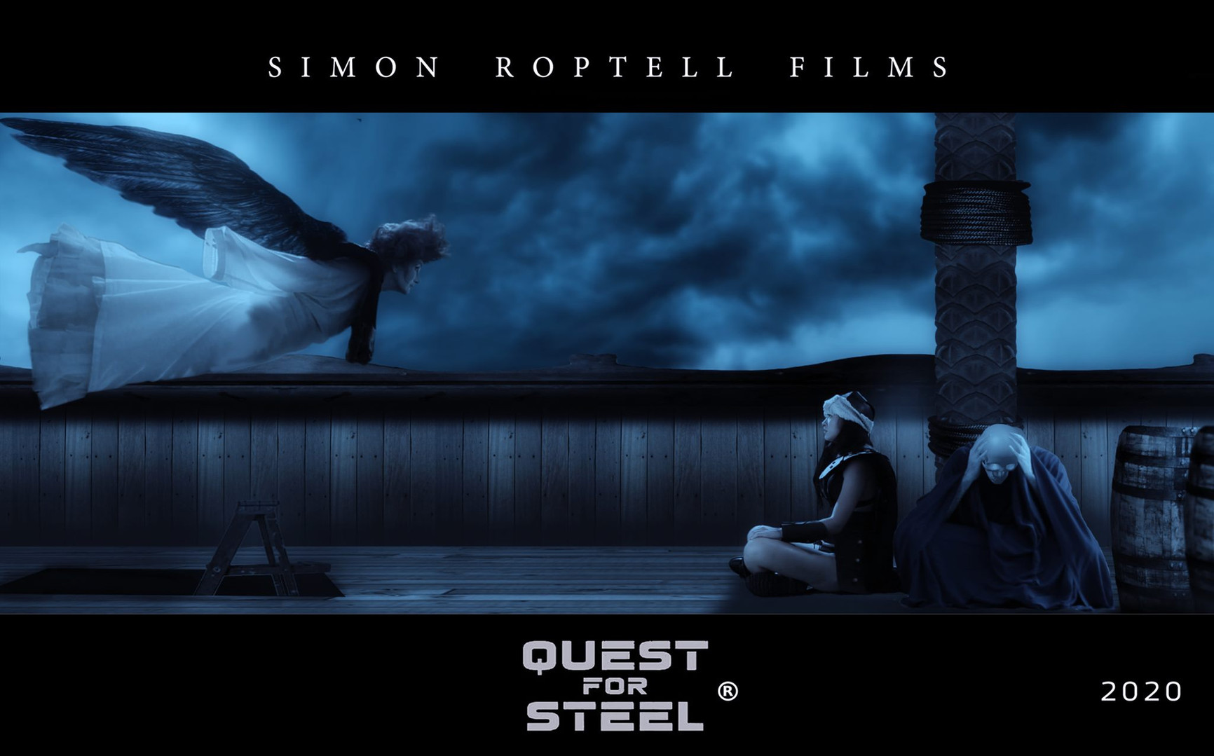 Quest for steel. simon roptell