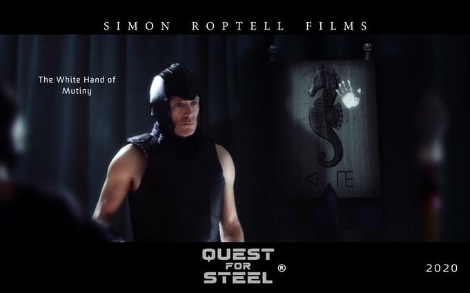Quest for Steel. Simon Roptell Films. Se