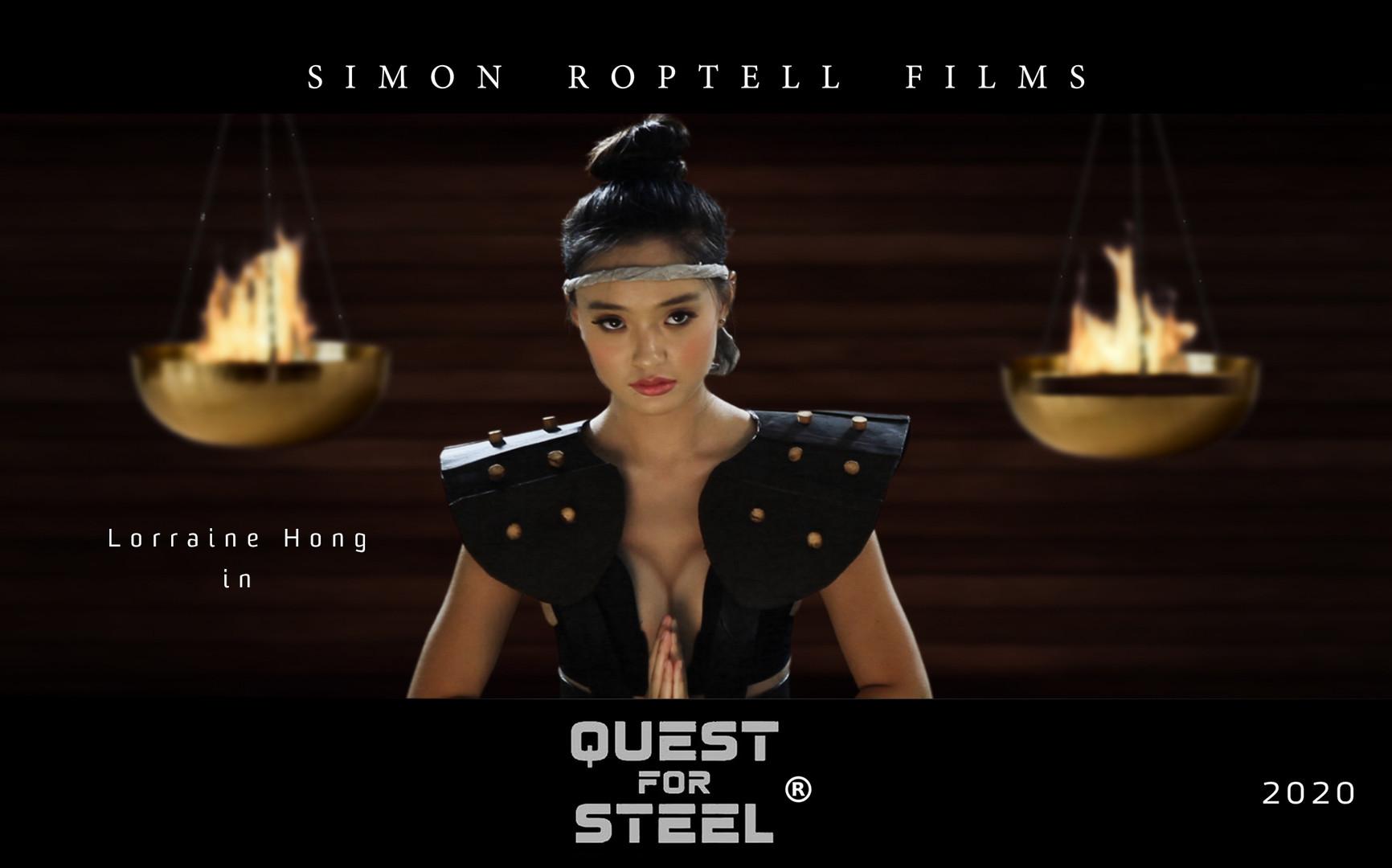 Lorraine Hong Tegra Fez  Quest for Steel