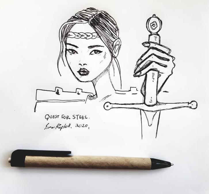 Tegra Fez Quest for Steel art.jpg