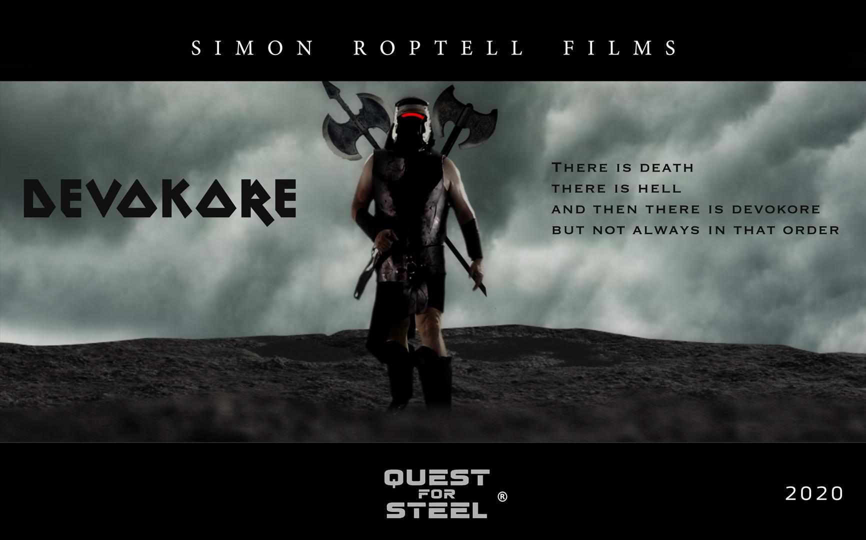 Devokore Hell's Warrior Quest for Steel.