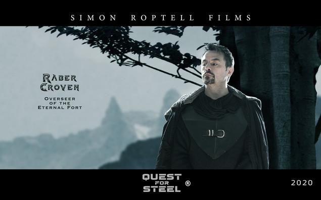 2020 fantasy movie. Quest for Steel. Aus
