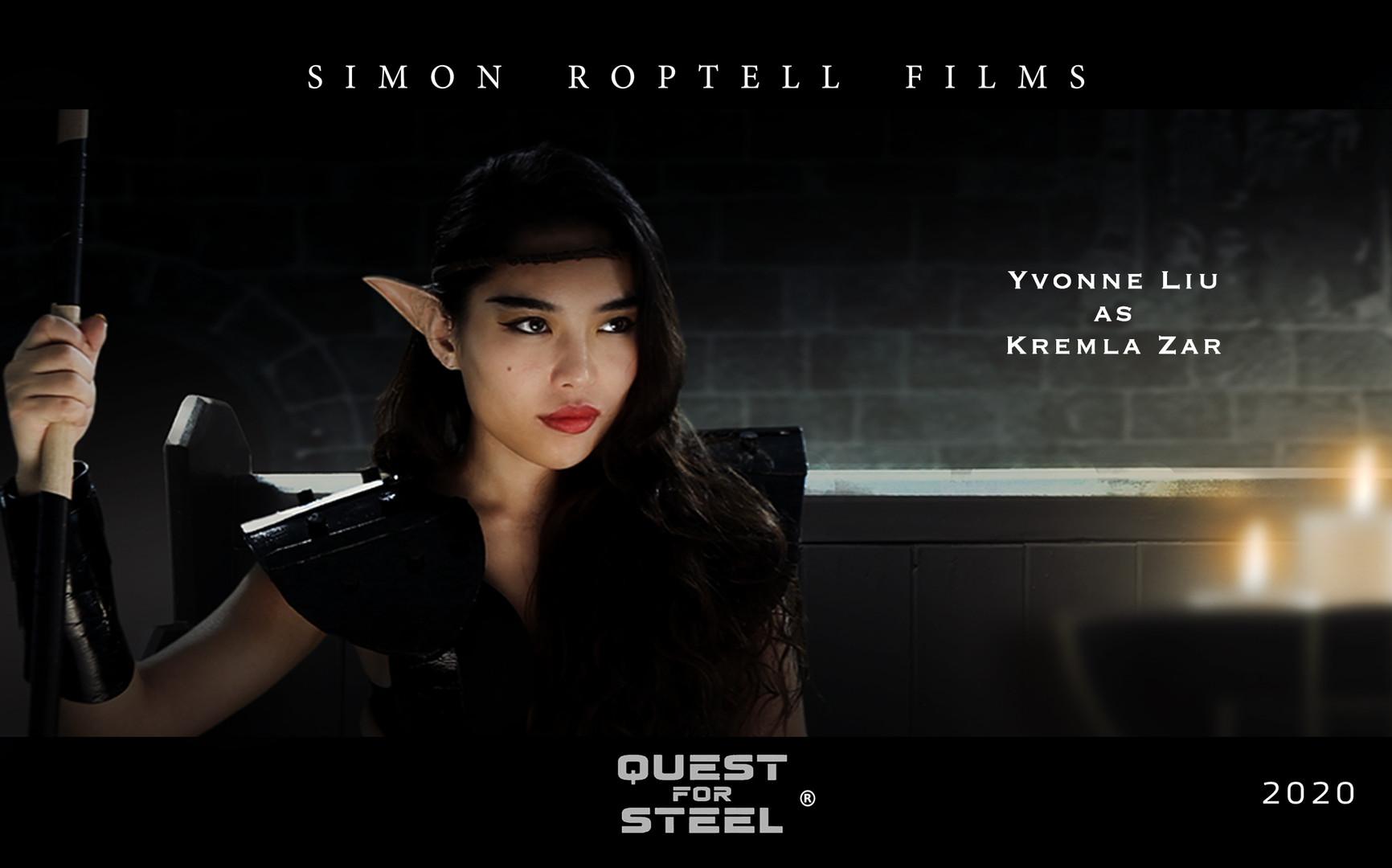 KREMLA ZAR Quest for steel. Movie about