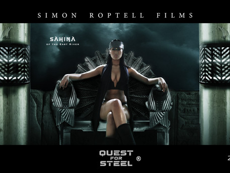 SAHINA: Egypt's Warrior Queen.