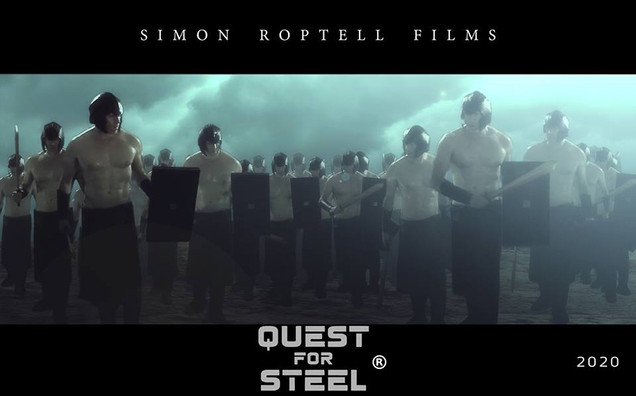 The Sea Peoples. Quest for Steel. Simon Roptell Films.