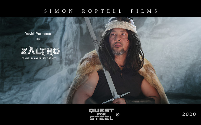 zaltho from Quest for Steel. Simon Ropte
