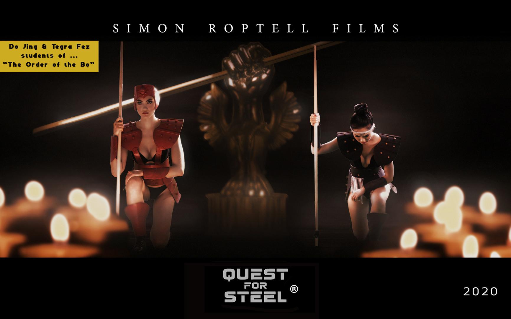 the order of the bo. Quest for Steel.  Australian fantasy movie. Australia