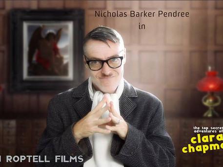 ACTOR SPOTLIGHT: Nick Barker Pendree.