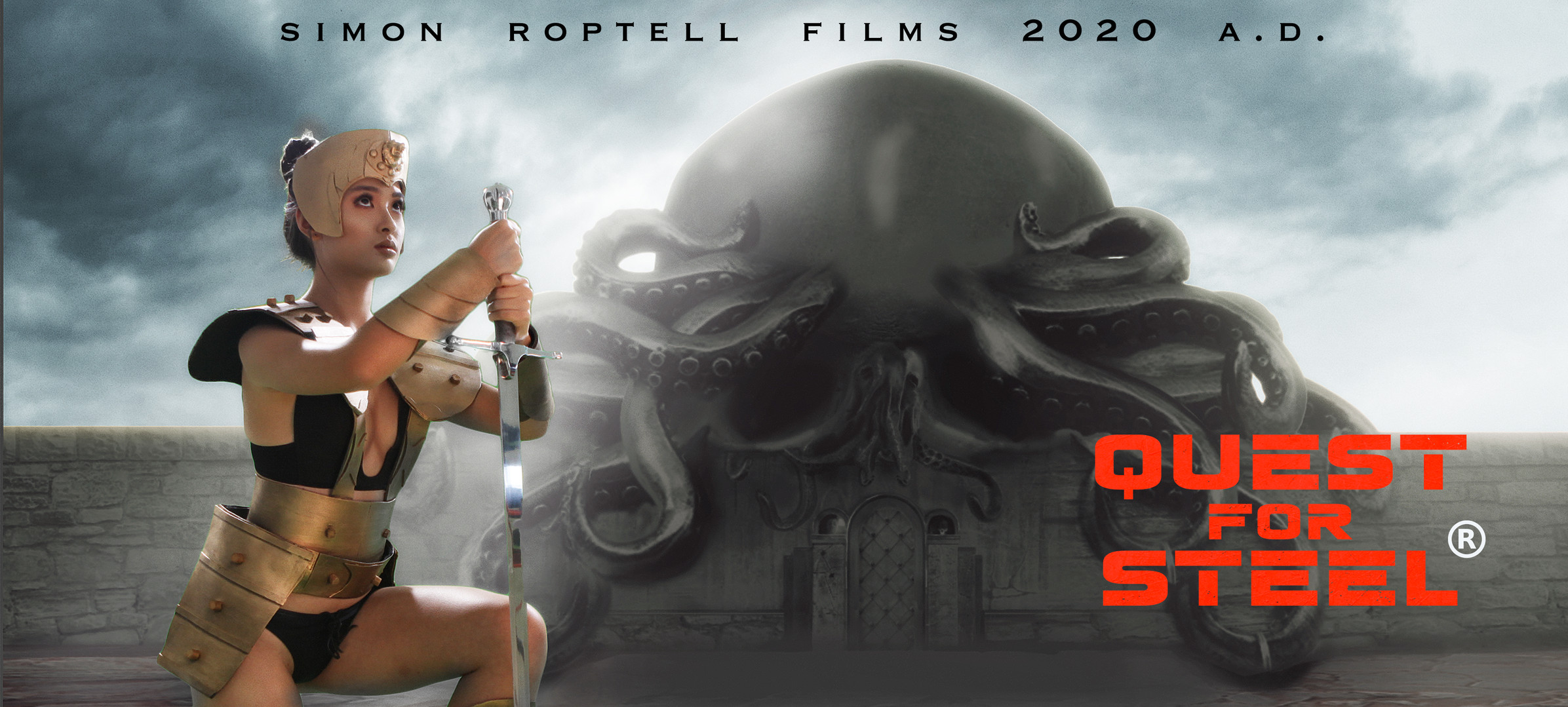 Quest for Steel. Simon Roptell Films. Skull cave. Quest for Steel.