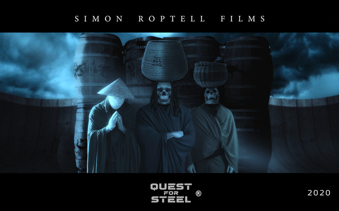 """""""Quest for Steel. © Simon Roptell Films. 2020 movie"""
