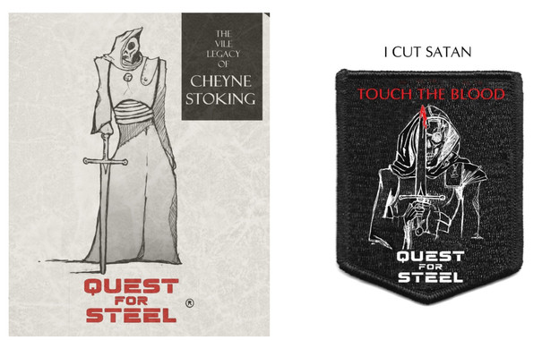 cheyne stoking quest for steel
