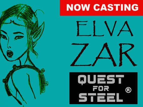 Casting Complete! Actress for Elvar Zar selected.