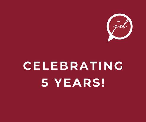 Celebrating 5 Years!