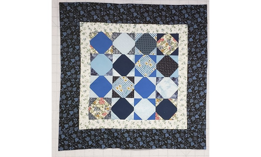 Square in a Square - Digital Quilt Pattern
