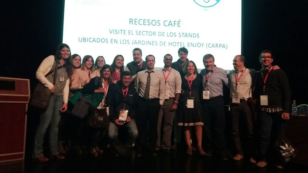 Reunión para programar líneas de trabajo y expansión latinoamericana de LARed