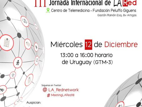 III Jornada Internacional de LARed