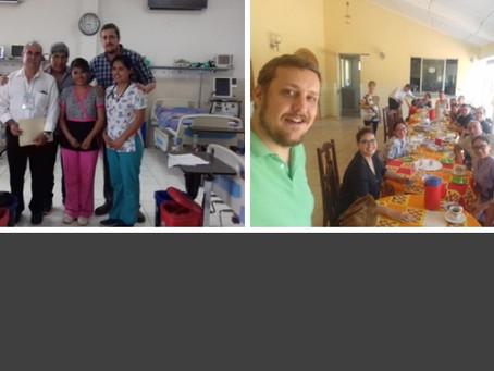 Participación en Congreso Boliviano de Pediatría