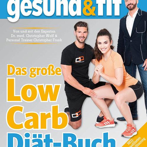 Gesund&Fit - Das große Low Carb Diät-Buch