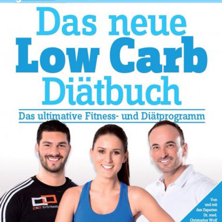 Das neue Low Carb Diätbuch