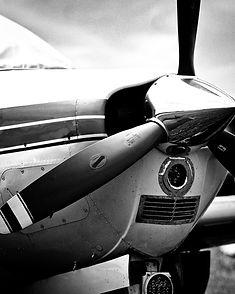 closeup-shot-of-modern-parked-monoplane-