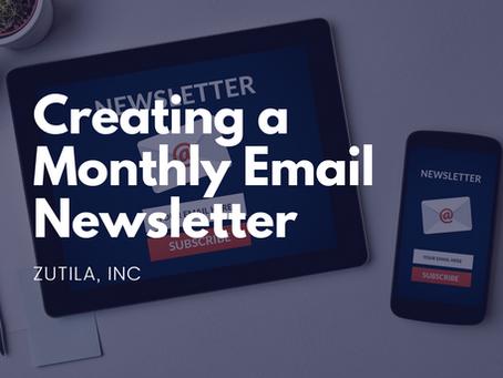 AgentPRO CREATE : Email Newsletter
