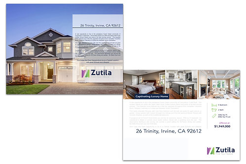 ListPRO : Flat Property Brochure
