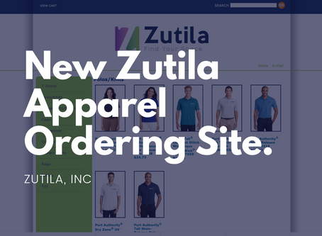 NEW!  Zutila Apparel*