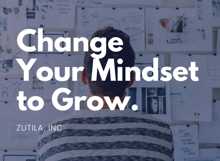 Change Your Mindset and Grow