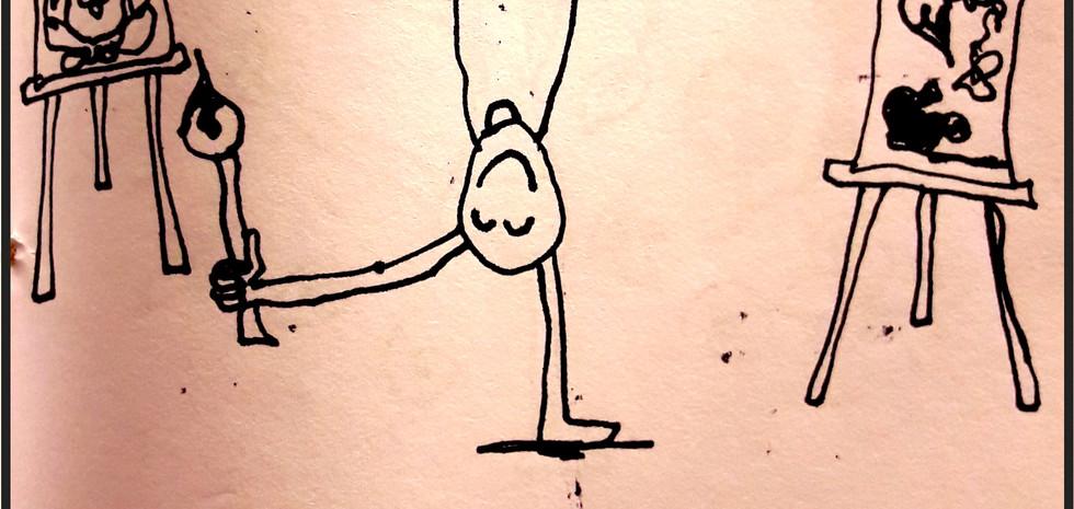 Art is Yoga