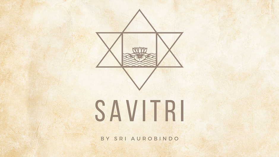 Savitri Written by Ari Aurobindo, read b