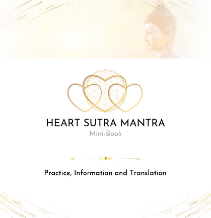 The Japanese Heart Sutra: Meditation and Translation