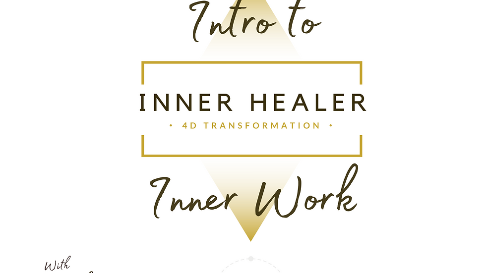 Intro to Inner Work Book
