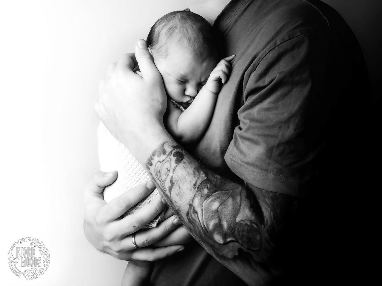 Far og dotter