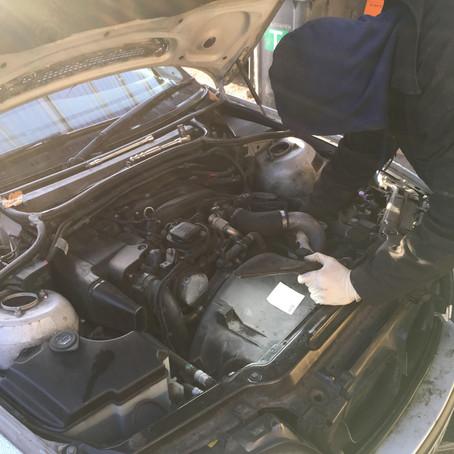 2003 BMW e46 320d Alternator Replacement