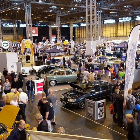 Unit Exchange at The Lancaster             Classic Motor Show!