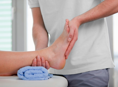 Getting to know Plantar Fasciitis!