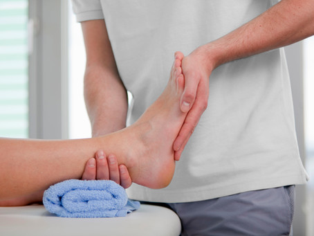 CRUCIAL ASSESSMENTS FOR THE FOOT/ANKLE COMPLEX