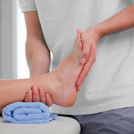 Podiatry....what is it?