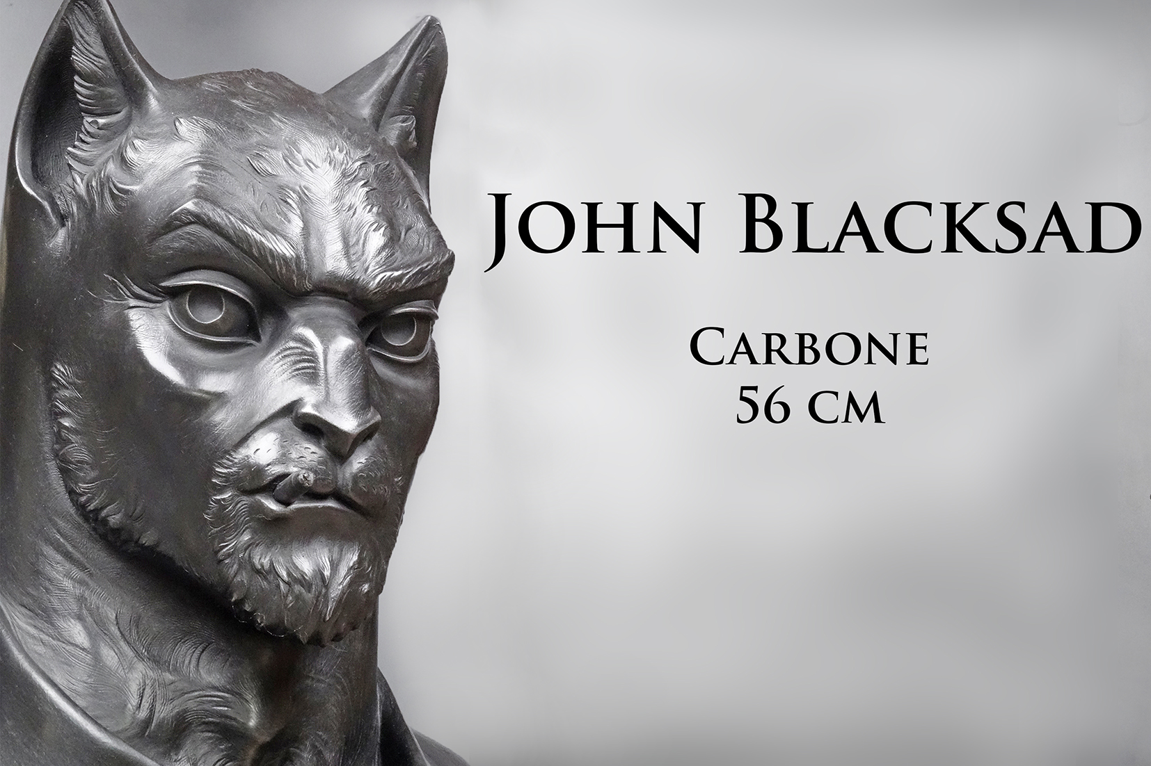 Blacksad Carbone