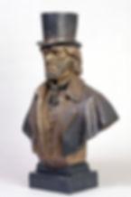 Hébus - sculpture Samuel Boulesteix - Art & édition