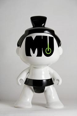 Mu - version basique + logo
