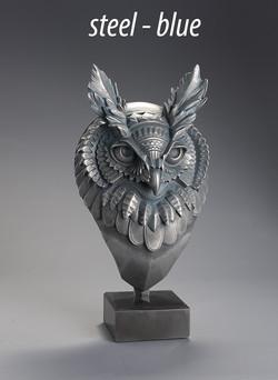 Bioworkz hornet owl steel blue
