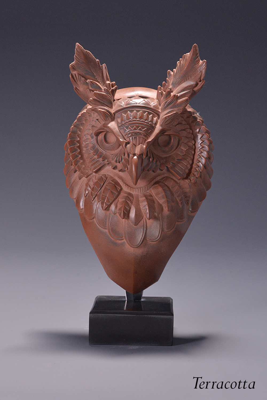 Hibou Bioworkz terracotta