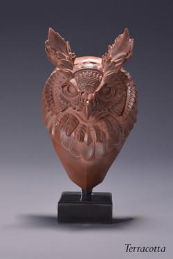 Bioworkz hornet owl terracotta