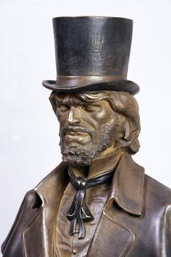 Undertaker - bronze composite