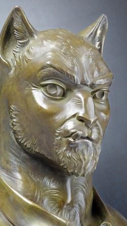 Blacksad Bronze composite