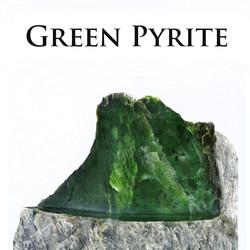 Bobaskull green pyrite