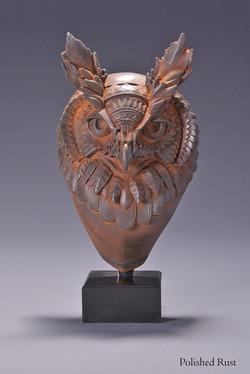 Bioworkz hornet owl polished rust